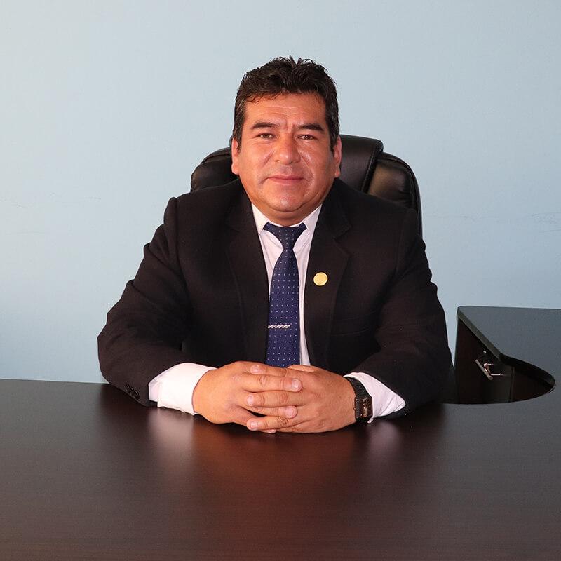 Mg. Gustavo Adolfo Olivera Cerrón